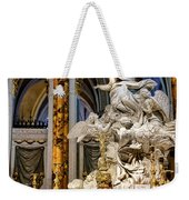Cathedral Of Chartres Altar Weekender Tote Bag