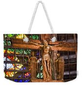 Cathedral Of Rio De Janeiro Weekender Tote Bag