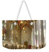 Cathedral Of Saint Helena Weekender Tote Bag