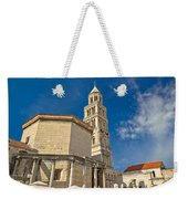 Cathedral Of Split Diocletian Palace Weekender Tote Bag