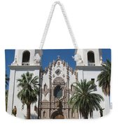Cathedral Of St. Augustine Tuscon Weekender Tote Bag