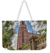 Cathedral Of St. John Weekender Tote Bag