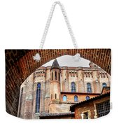 Cathedral Of Ste-cecile In Albi France Weekender Tote Bag