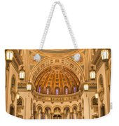 Cathedral Of The Sacred Heart 2 Weekender Tote Bag