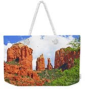 Cathedral Rock Weekender Tote Bag