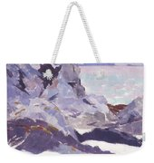 Cathedral Rock  Iona Weekender Tote Bag by Francis Campbell Boileau Cadell