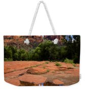 Cathedral Rock Reflections Weekender Tote Bag