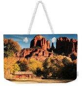 Cathedral Rock Sedona Arizona Weekender Tote Bag