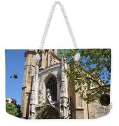 Cathedral St Sauveur - Aix En Provence Weekender Tote Bag