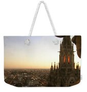Cathedral Sunset - La Plata Weekender Tote Bag