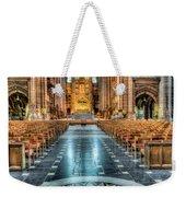 Cathedral Way Weekender Tote Bag by Adrian Evans