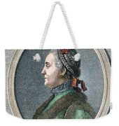 Catherine II Of Russia (1729-1796) Weekender Tote Bag