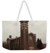 Catholic Church In Lewesiton  Weekender Tote Bag