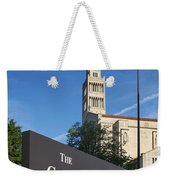 Catholic University Of America Weekender Tote Bag