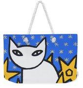 Cats 2 Weekender Tote Bag