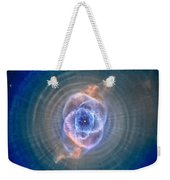Cat's Eye Nebula Weekender Tote Bag