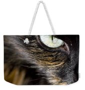 Cats Eye Weekender Tote Bag