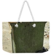 Cats On And In Garbage Container Weekender Tote Bag