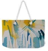 Cattail Sun Weekender Tote Bag