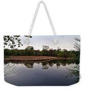 Cattail Swamp I Weekender Tote Bag