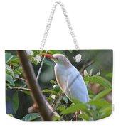 Cattle Egret 1 Weekender Tote Bag