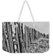 Cattle Fence By Diana Sainz Weekender Tote Bag