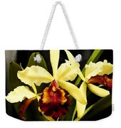 Cattleya Too Weekender Tote Bag