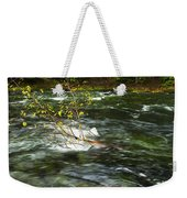 Caught By The Water Weekender Tote Bag