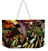 Caught In A Cactus Patch-sold Weekender Tote Bag