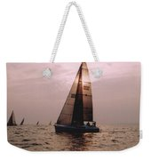 Caught It Weekender Tote Bag