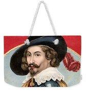 Cavalier Weekender Tote Bag