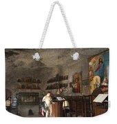 Cave Chapel Weekender Tote Bag