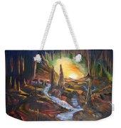 Cave Dwellers Weekender Tote Bag