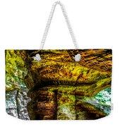 Cave Land Weekender Tote Bag