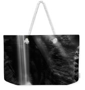 Cavern Cascade Weekender Tote Bag by Bill Wakeley