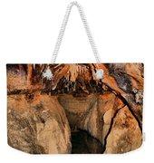 Cavern Path Weekender Tote Bag