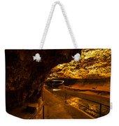 Cavern River Path Weekender Tote Bag