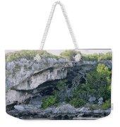 Caves In The Bahamas Weekender Tote Bag