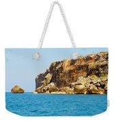 Cayman Brac And Lil Cyb Weekender Tote Bag