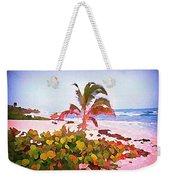 Cayman Island Secret Weekender Tote Bag