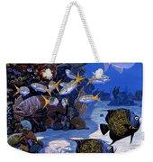 Cayman Reef Re0024 Weekender Tote Bag