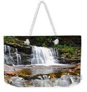 Cayuga Falls Weekender Tote Bag