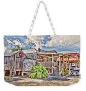 Cecil's Grocery Weekender Tote Bag by Scott Pellegrin