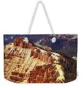 Cedar Breaks Utah Weekender Tote Bag