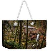 Cedar Creek Grist Mill 2 Weekender Tote Bag