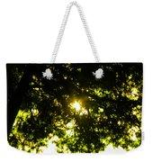 Cedar Filtered Sun Weekender Tote Bag