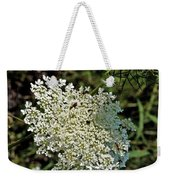 Cedar Flower One Weekender Tote Bag