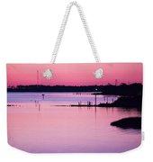 Cedar Island Pinks Weekender Tote Bag