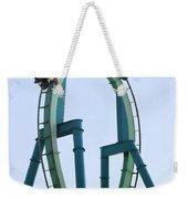 Cedar Point Roller Coaster Weekender Tote Bag