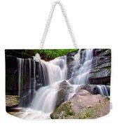 Cedar Rock Creek Falls Weekender Tote Bag